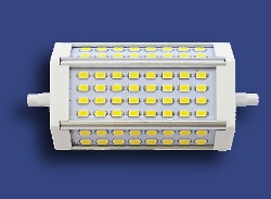 lampada led R7s 30W 118 mm