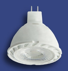 faretto led mr15 GU5.3 5W led