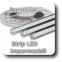barre led per vetrine