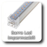barre led impermeabili per banco frigo