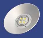 plafoniera industriale led