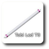 Vendita lampade faretti illuminazione led online for Luci tubolari a led