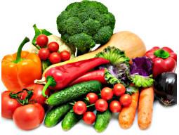 banco frutta e verdura a led